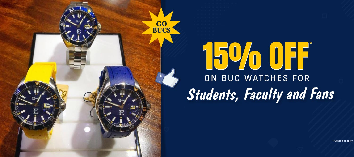 Buc Watches Available At Bowman Jewelers