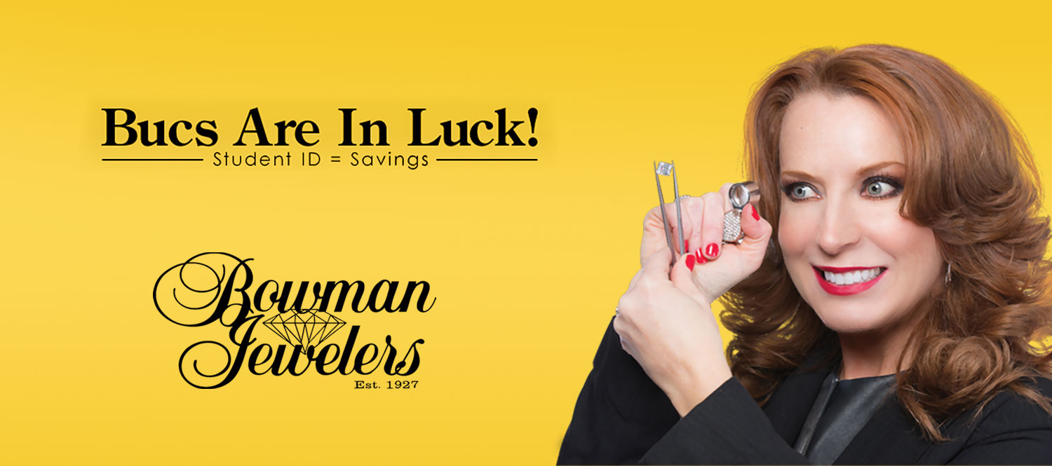 Offer On Student Id at Bowman Jewelers